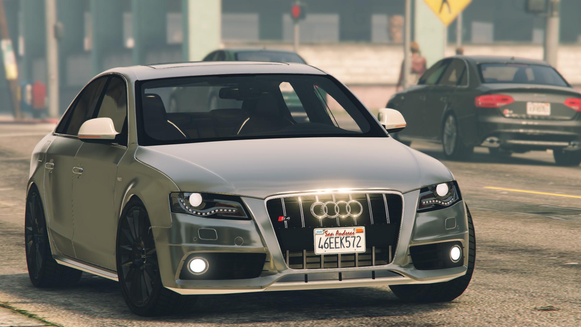 2010 Audi S4 Gta5 Mods Com