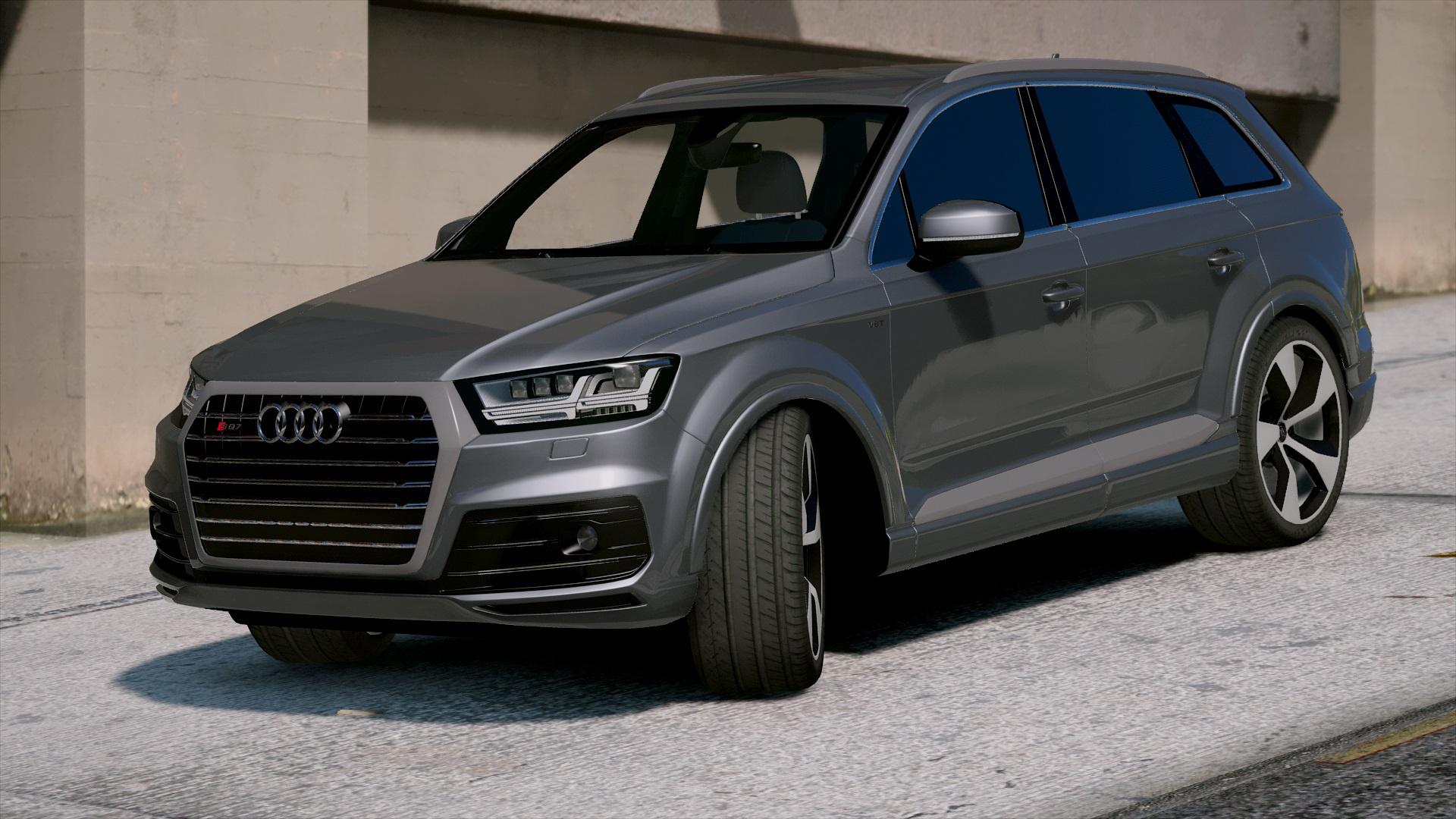 Audi SQ7 2016 [Add-On/ABT_tuning] - GTA5-Mods.com