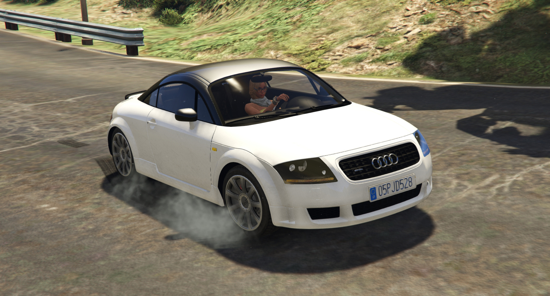 Audi Tt Mk1 Add On Replace Gta5 Mods Com