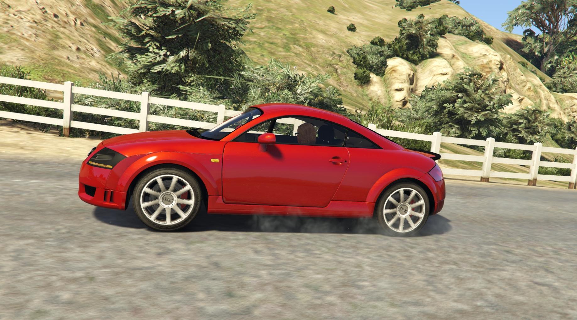 Audi Tt Mk1 Add On Replace Gta5 Mods Com