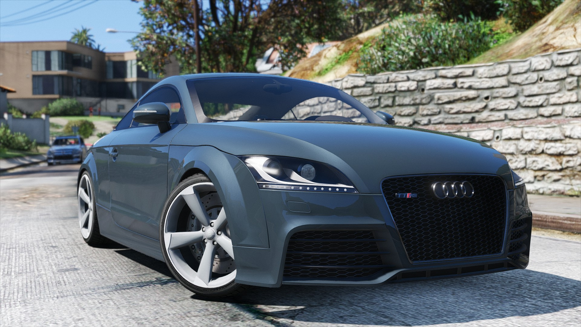2013 audi tt rs gta5. Black Bedroom Furniture Sets. Home Design Ideas