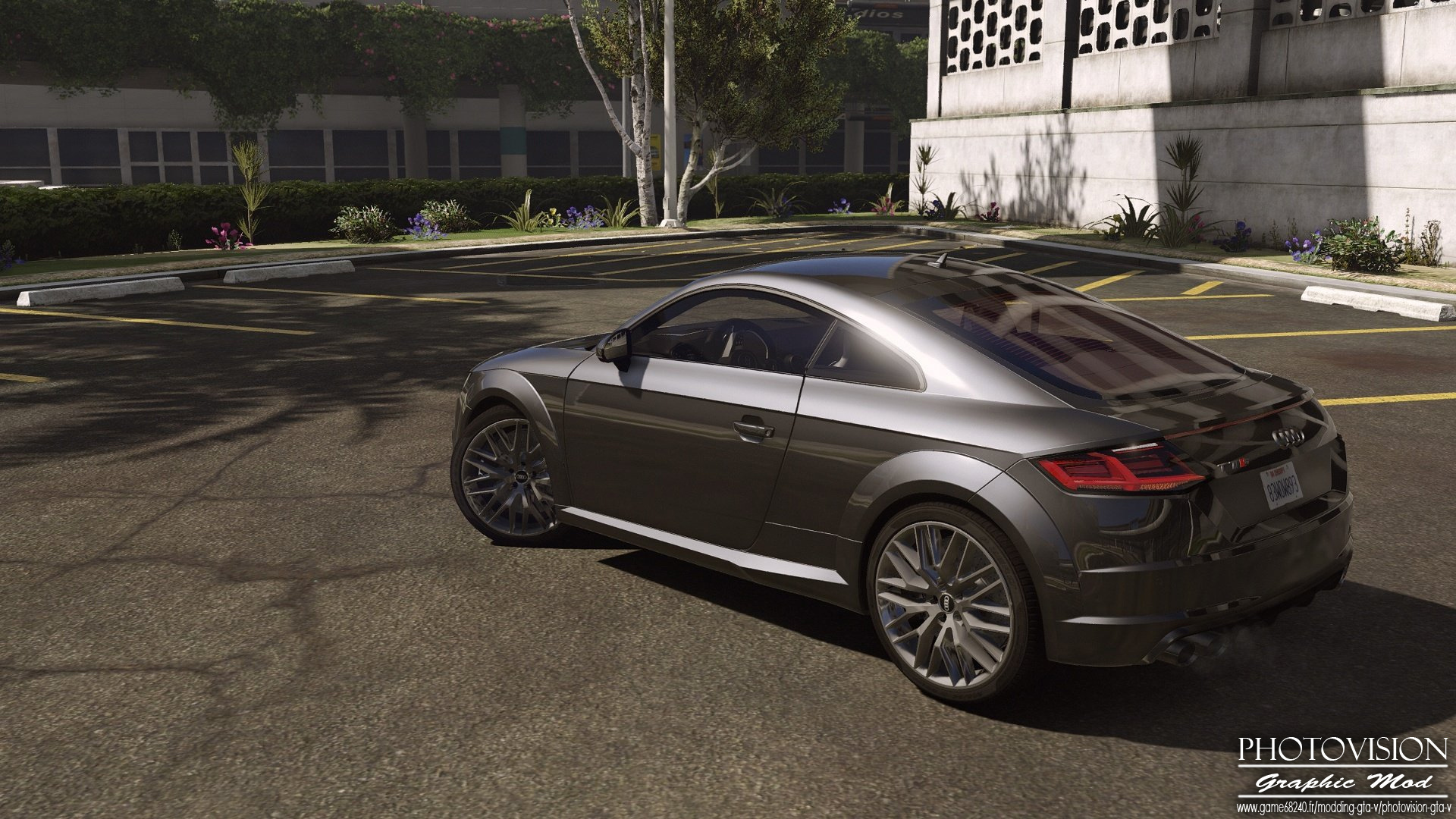 audi tts 2015 add on replace template tuning gta5. Black Bedroom Furniture Sets. Home Design Ideas