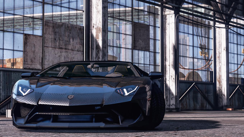 Carbonado Livery For Se7enmoon S 2013 Lamborghini Aventador Lp700