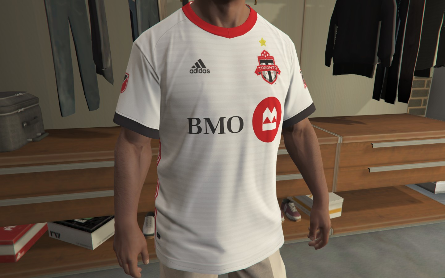 the best attitude ee956 9ccad Away] Toronto FC 2018 - GTA5-Mods.com