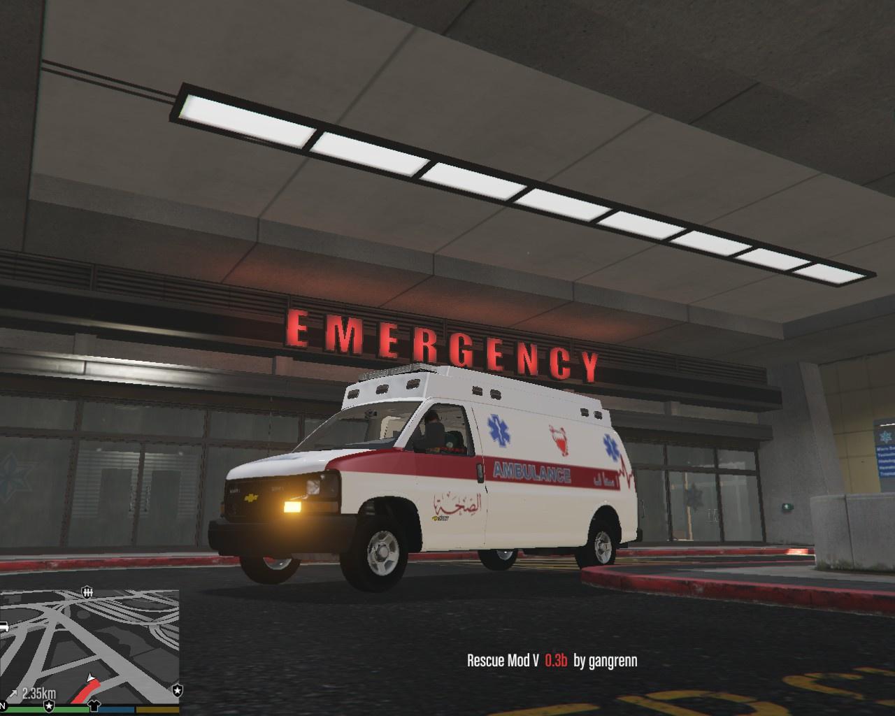 Bahrain Ambulance Gta5 Mods Com