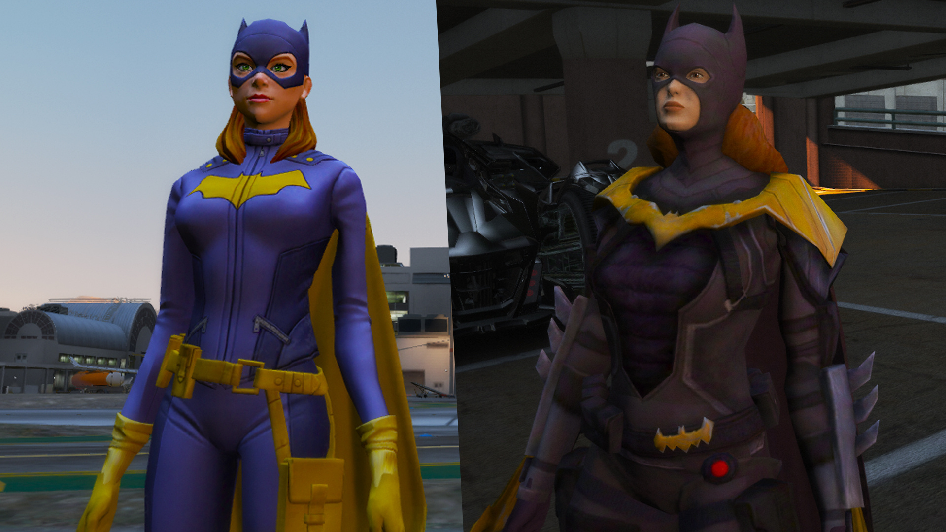 Batgirl (Injustice/DC Legends) - GTA5-Mods com