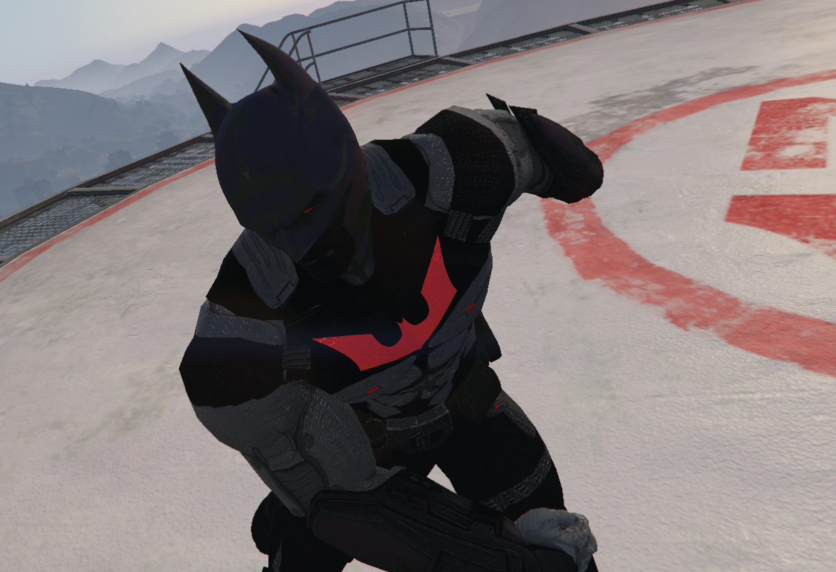Batman Beyond Arkham Knight Gta5 Mods Com