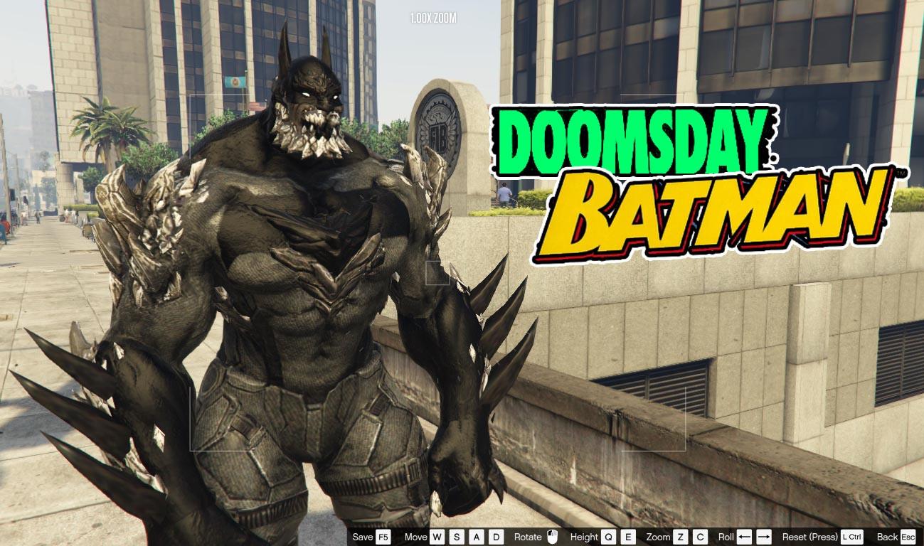 BATMAN - DOOMSDAY (The Devastator) - GTA5-Mods com