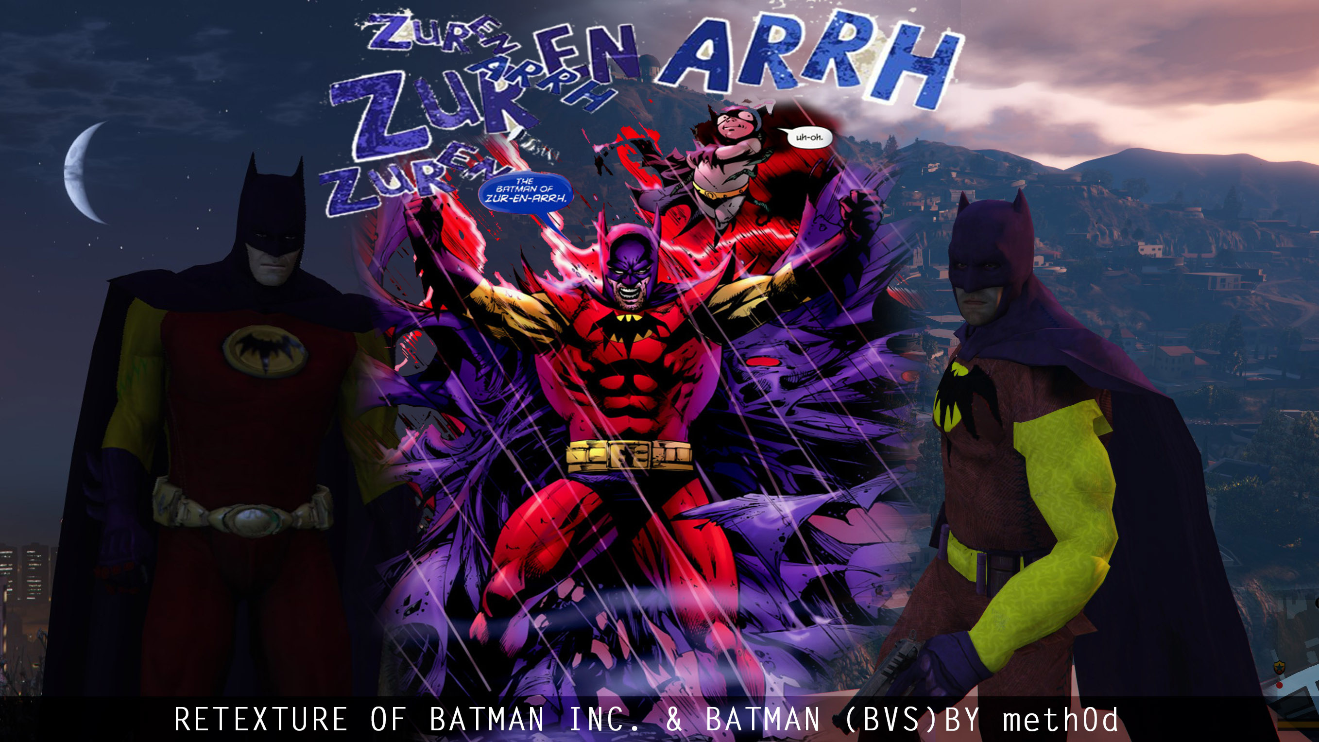 batman of zur-en-arrh