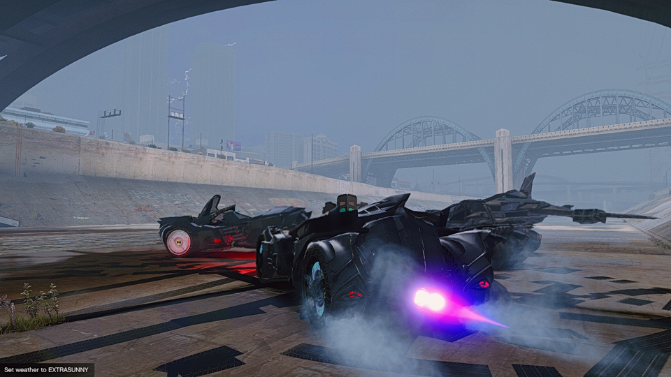 4086cacc65f Batman Vehicles Add-On Pack (9) - GTA5-Mods.com