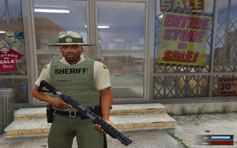 BCSO Outer Vest Deputies - GTA5-Mods com