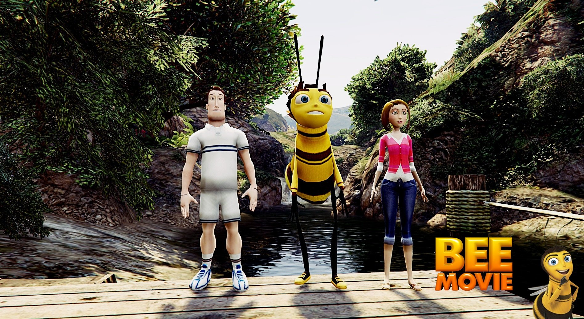 Bee Movie Ped Pack Add On