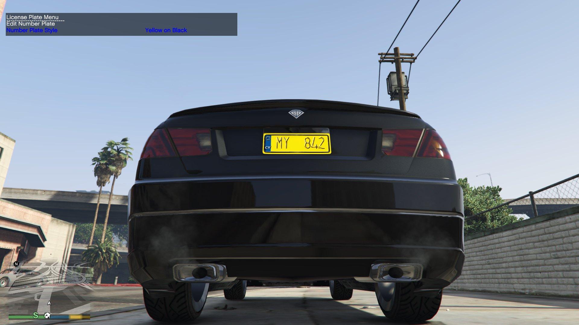 European Licence Plates Pack & Normals - GTA5-Mods.com
