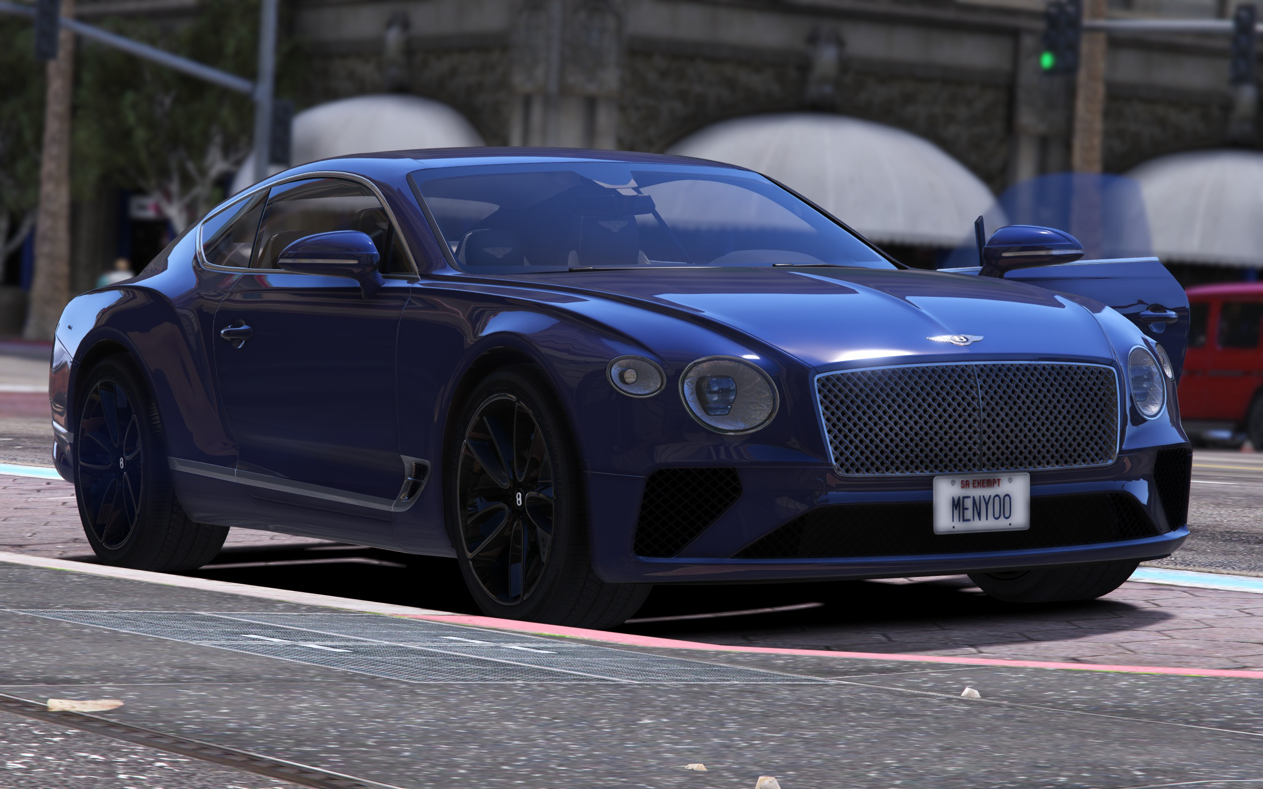 bentley continental gt 2018 1 0 replace addon gta5. Black Bedroom Furniture Sets. Home Design Ideas