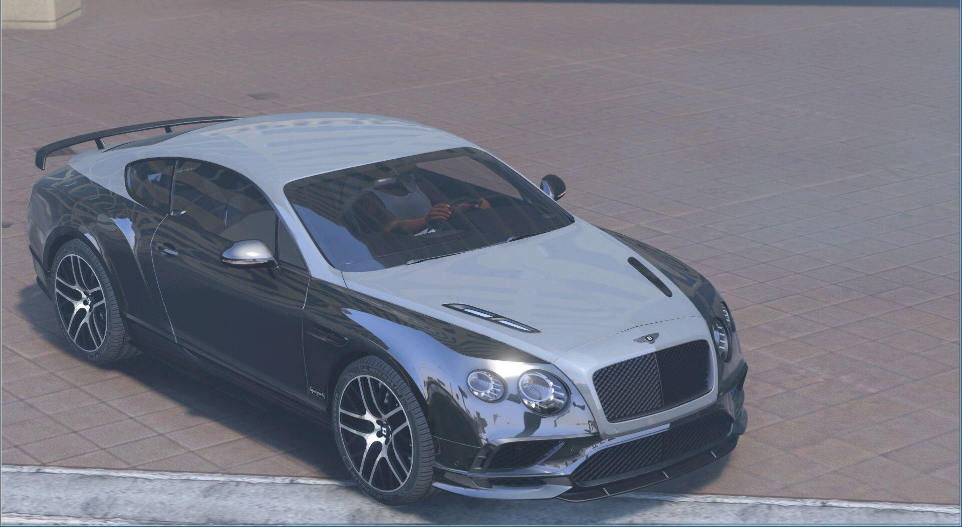 Bentley Continental Supersports '17 - GTA5-Mods.com