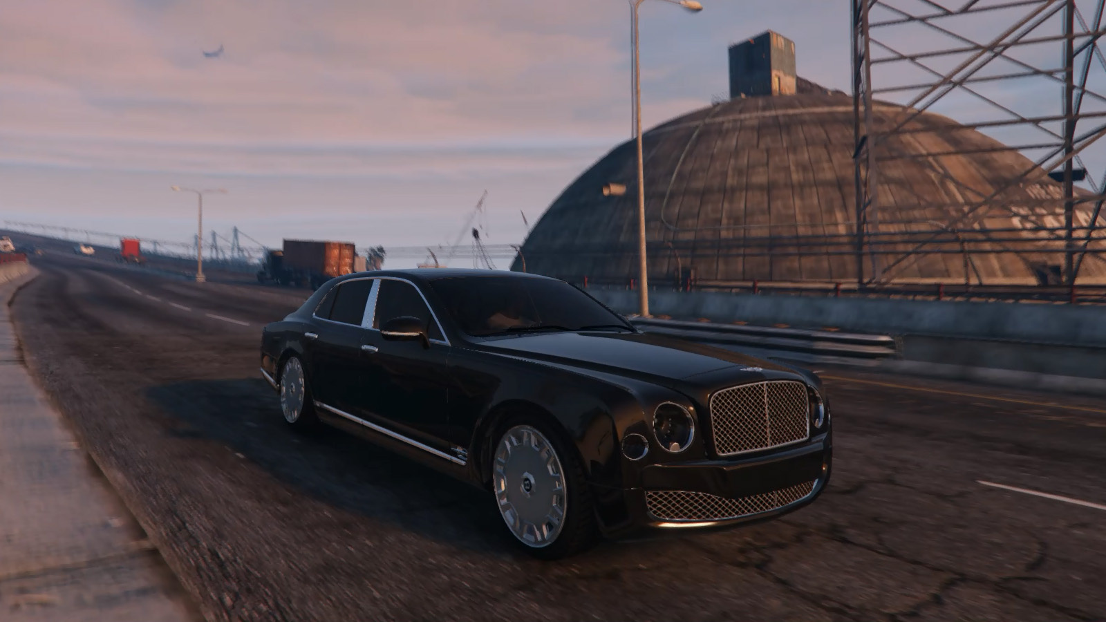 Bentley Mulsanne 2010 Admiral Edition  GTA5Modscom