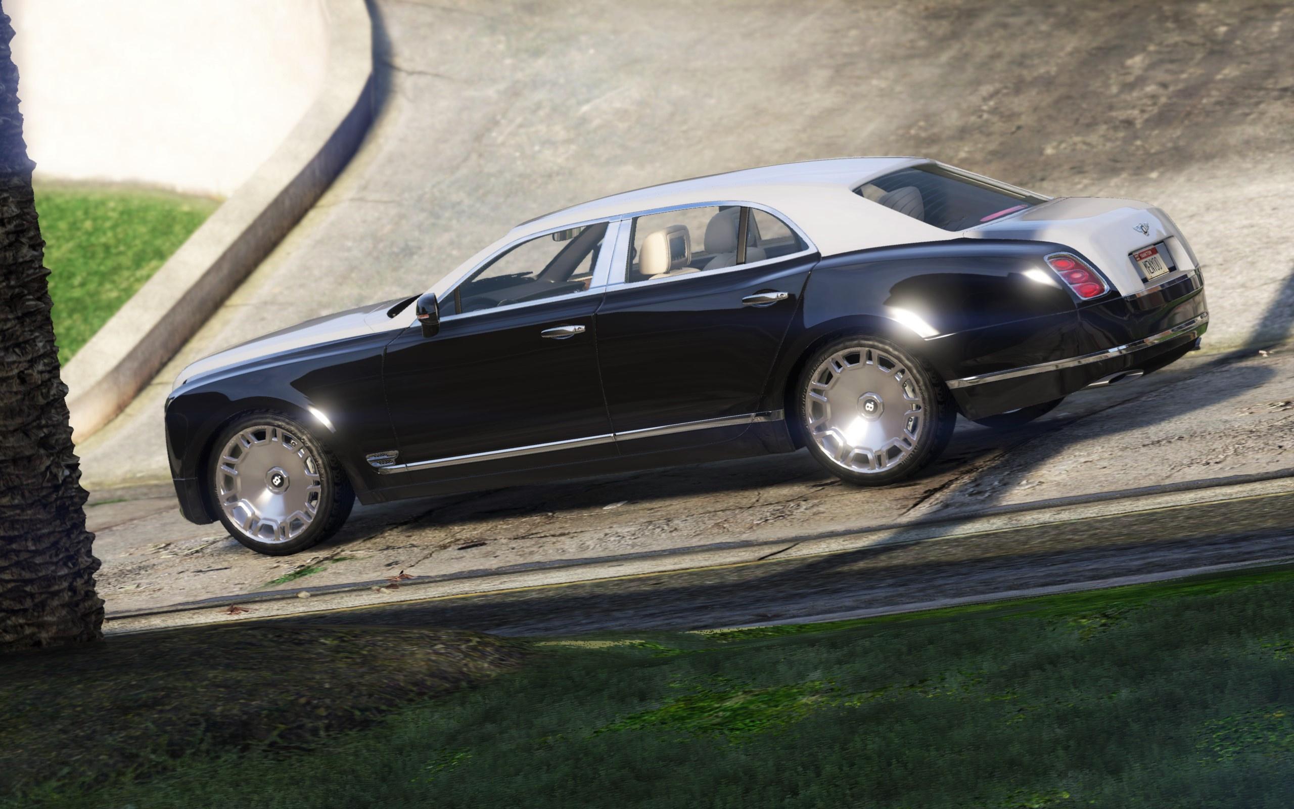 Bentley Mulsanne Mulliner 2013 [Add-On / Replace] - GTA5-Mods.com