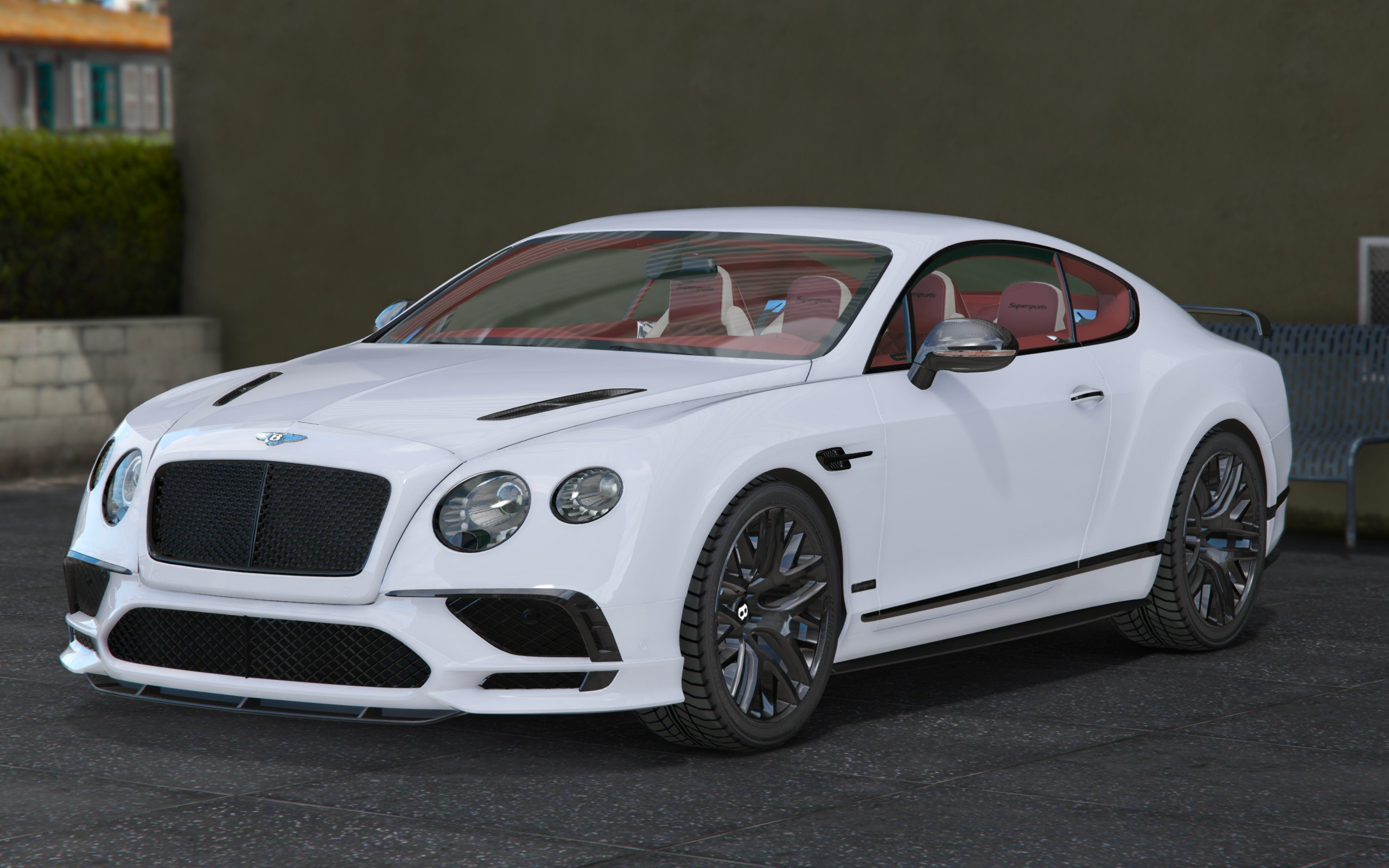 Bentley Supersport 2017 1.0 [Add-On / Replace]