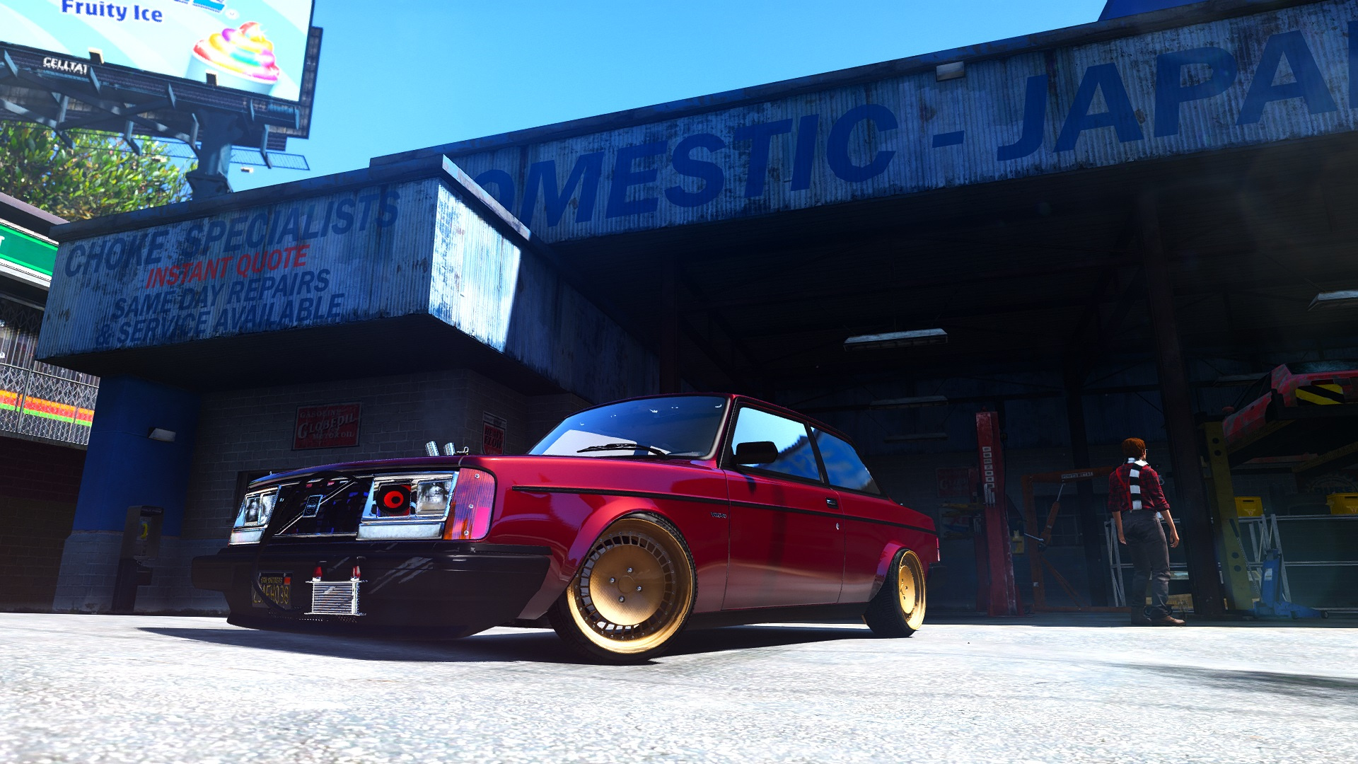 how to sell the wastelander gta 5