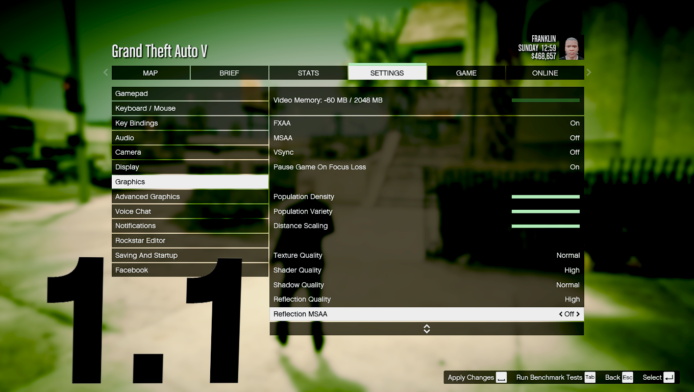 Best High Settings for Medium and Low PC - GTA5-Mods com