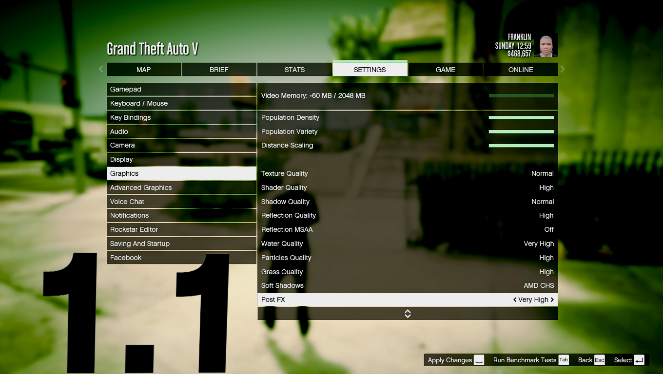 Best High Settings for Medium and Low PC - GTA5-Mods.com
