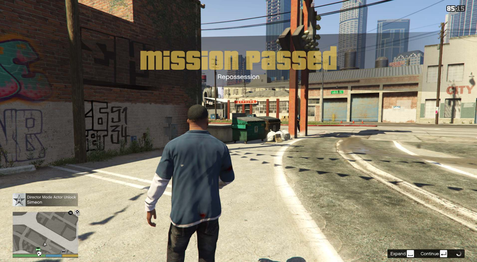 Beta Mission Passed themes - GTA5-Mods com