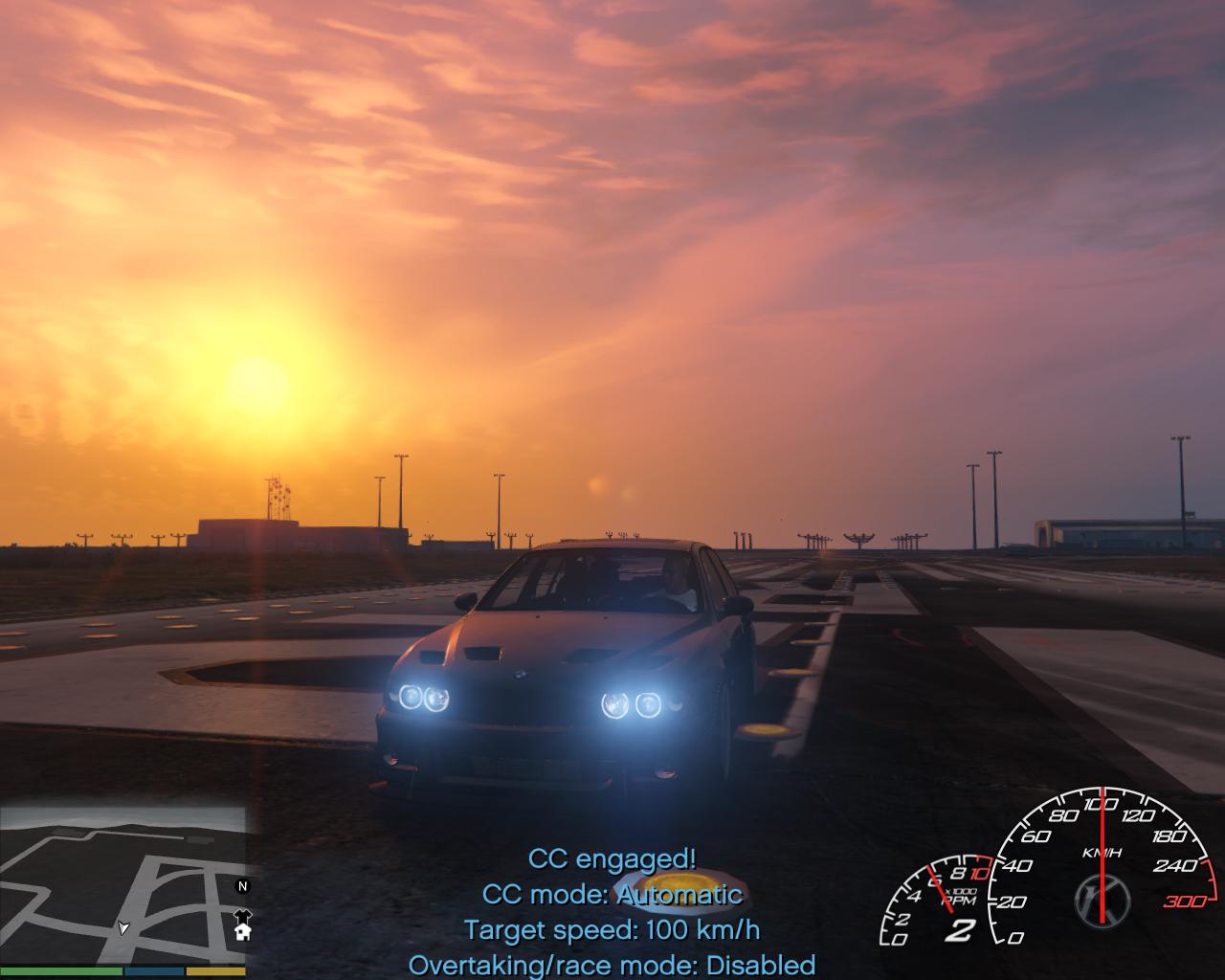 Enhanced Cruise Control/Speedlimiter - GTA5-Mods com