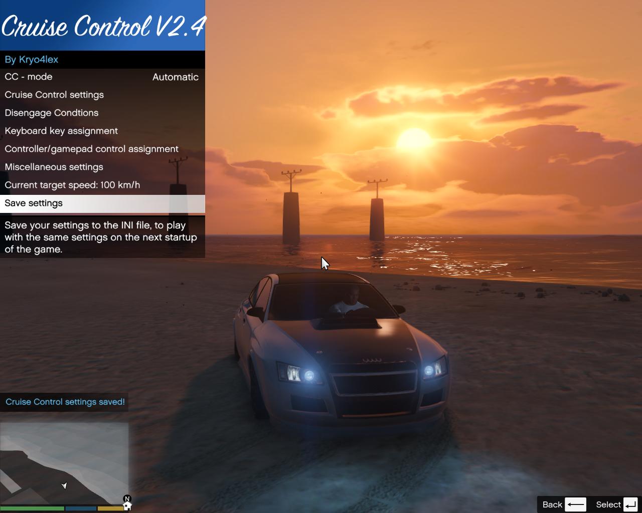 Enhanced Cruise Control/Speedlimiter - GTA5-Mods.com