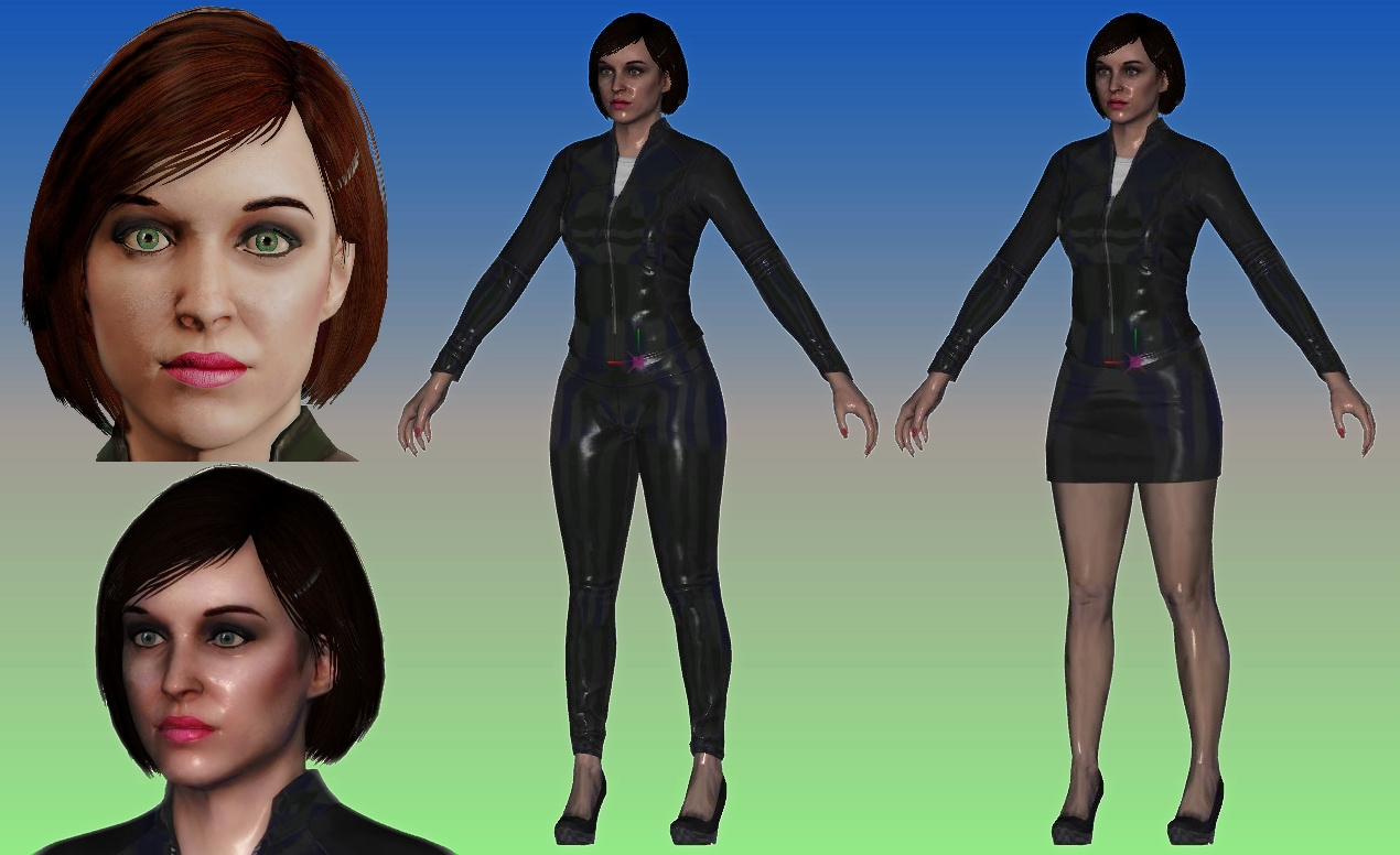 3d Custom Girl Download With All Mods