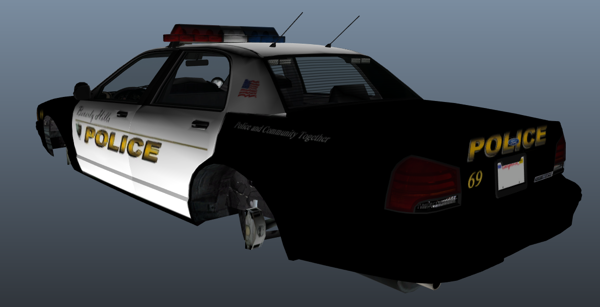 Beverly Hills PD skin for Stainer - GTA5-Mods.com
