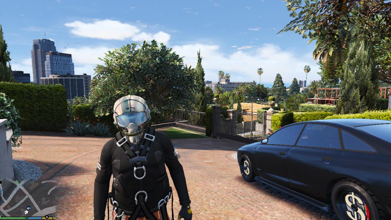 Biohazard Titan (Michael) - GTA5-Mods.com