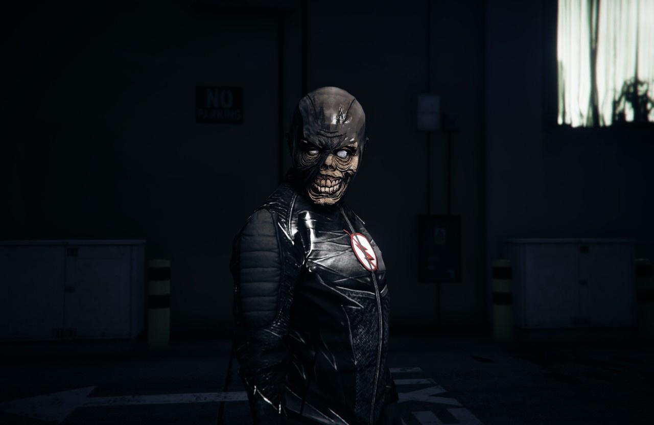 Black Flash Suit - GTA5-Mods.com