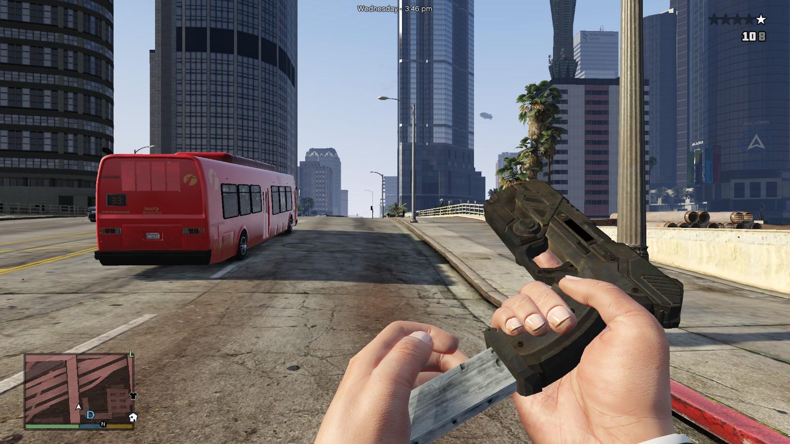 MR6 (From Black Ops 3) - GTA5-Mods com