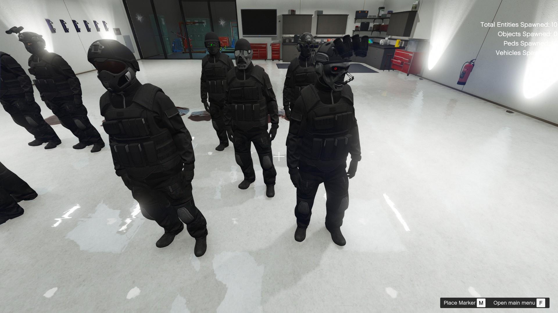 Black Ops/Juggernaut Outfit Pack [Menyoo] - GTA5-Mods com