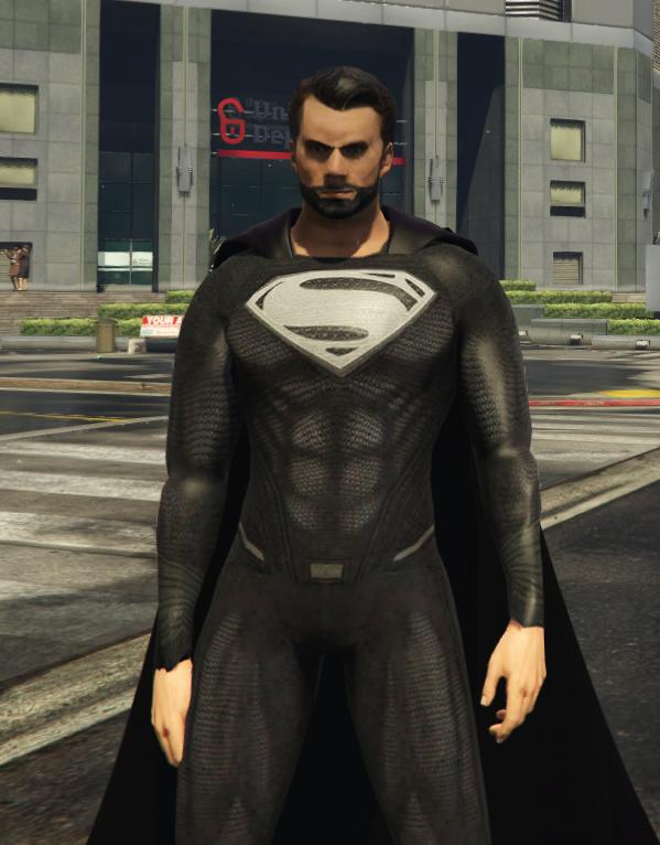 Black Superman 67