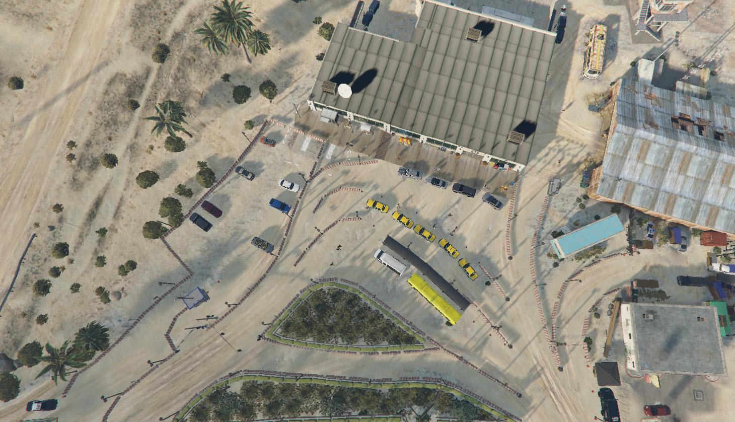 Blaine County International Airport Map Editor GTA5Modscom