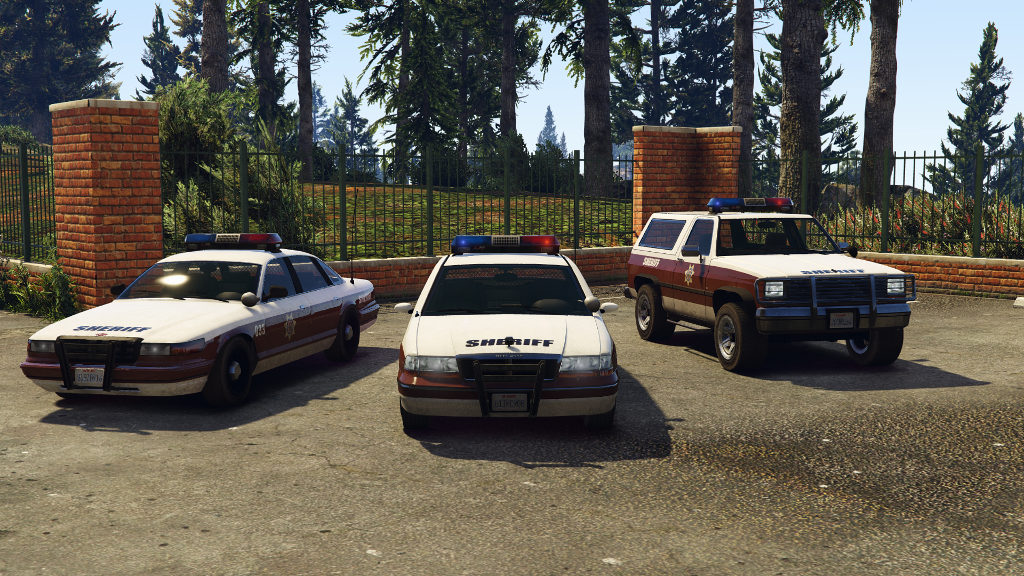 Blaine County Sheriff Retro pack [Add-On/Replace] [Default style