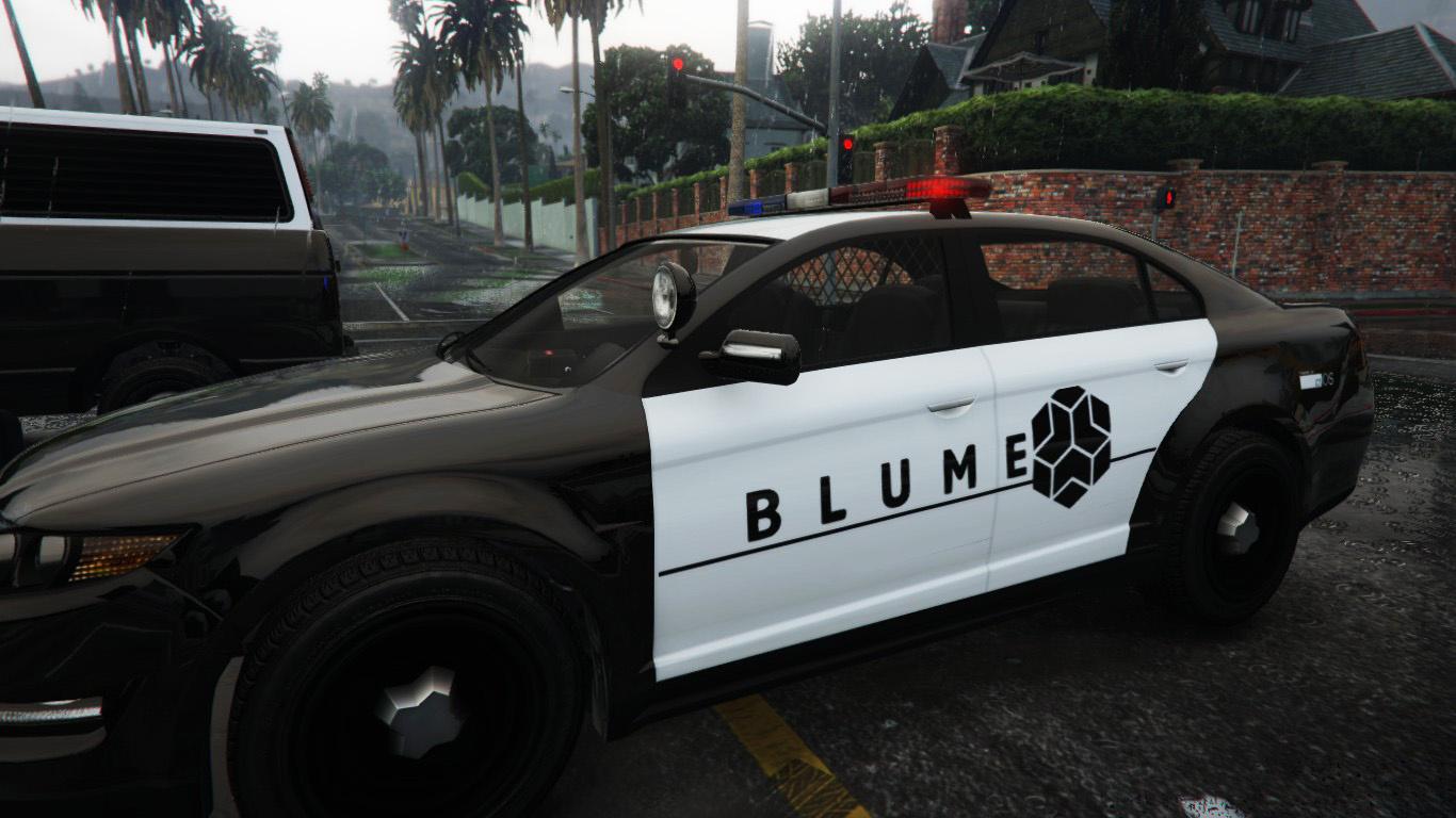 Blume Law Enforcement Vanilla Skin Pack Watch Dogs