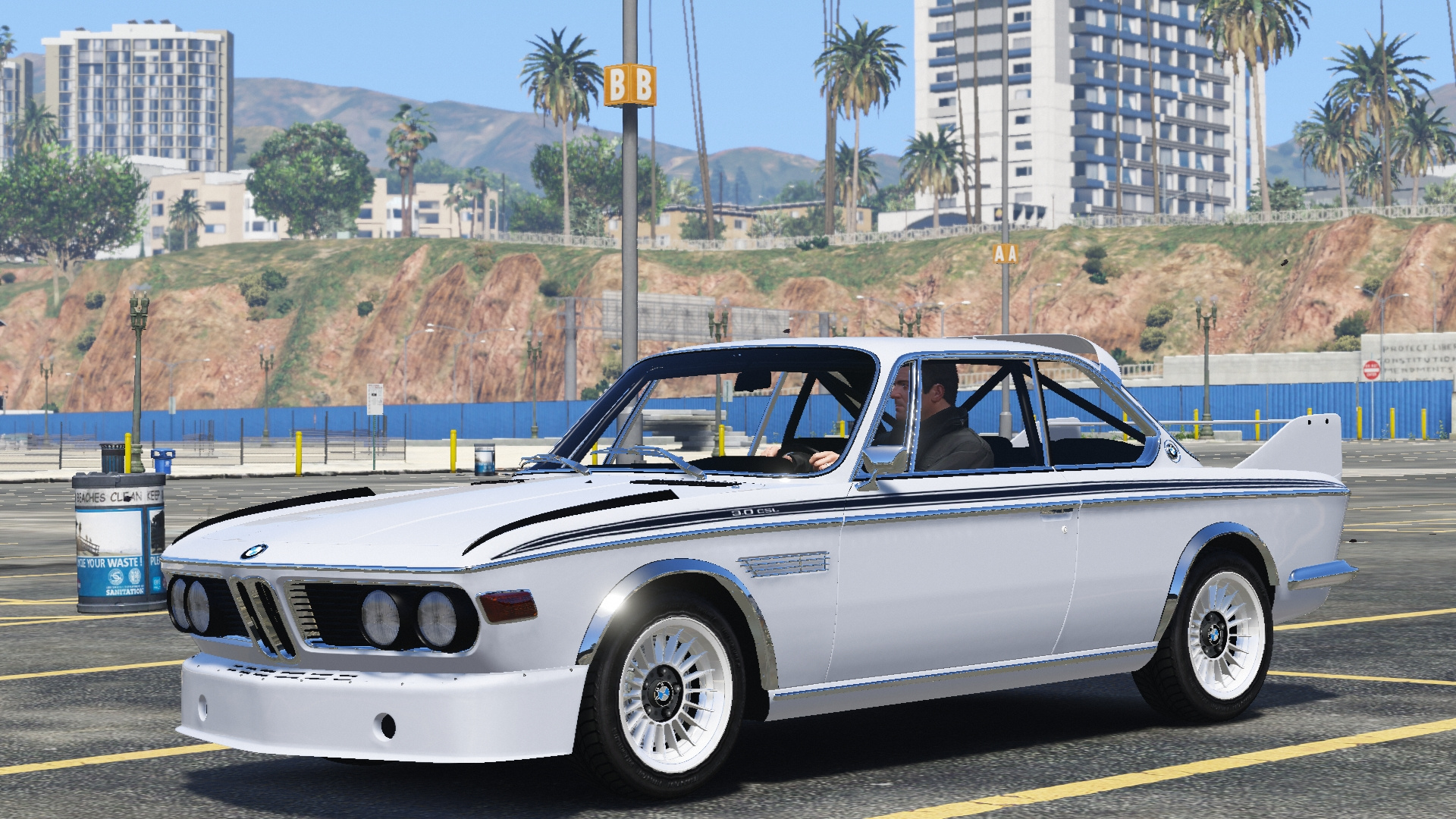 BMW 3.0 CSL 1971 - GTA5-Mods.com