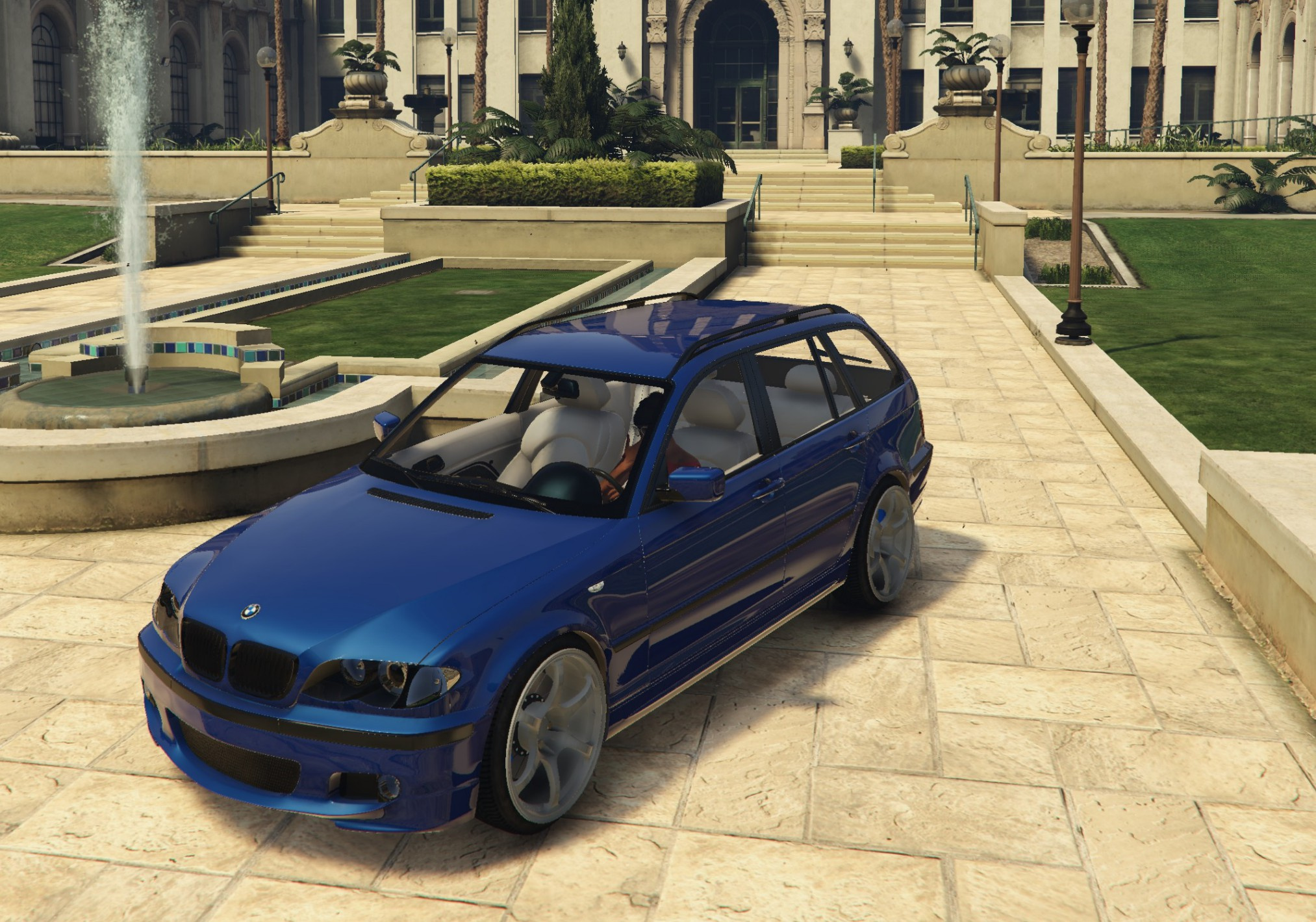 BMW 3 Series Touring E46M Facelift Pack Luxe - GTA5-Mods com
