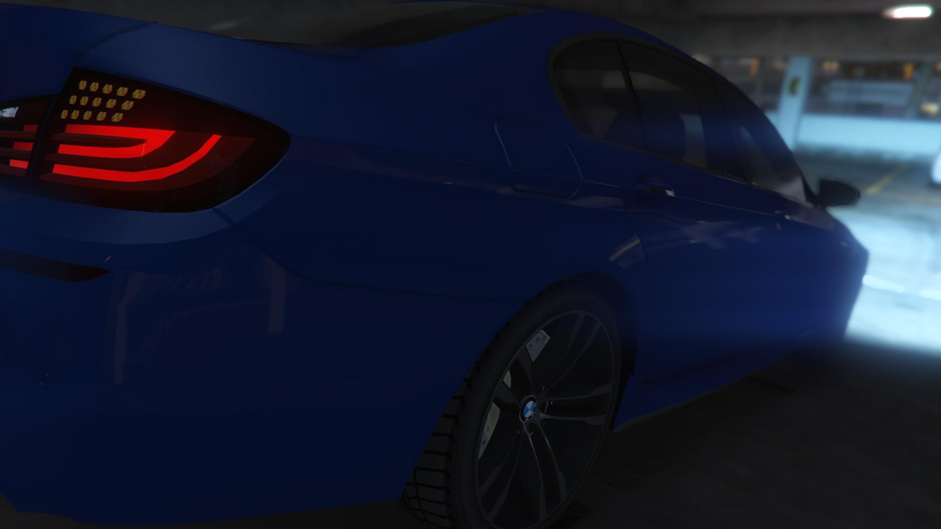 BMW 535i Akrapovic Exhaust Swap & Handling - GTA5-Mods com