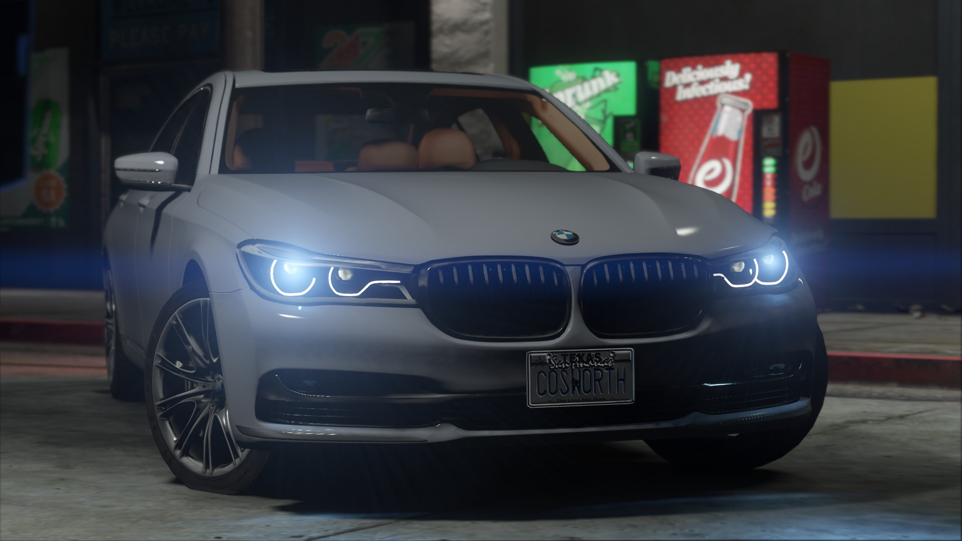 2016 Bmw 750li Gta5 Mods Com