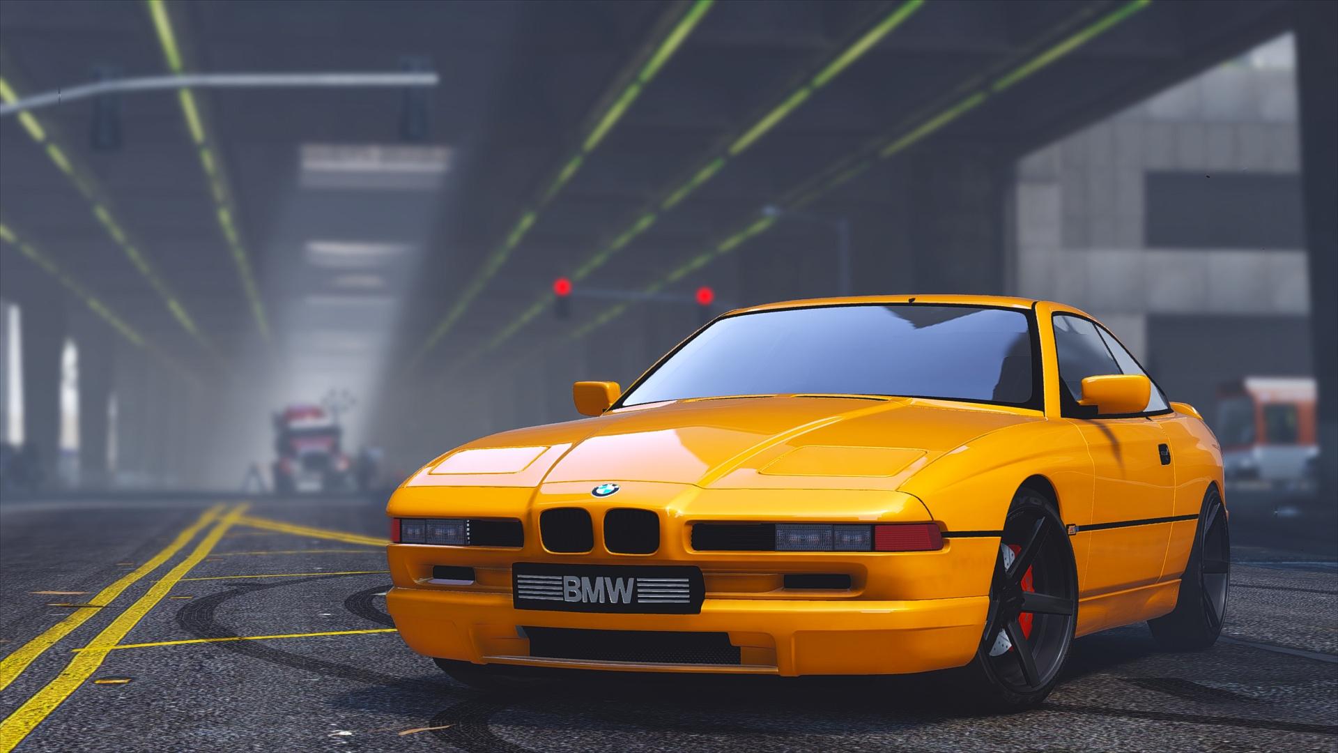 bmw 850 csi e31 1995 gta5modscom