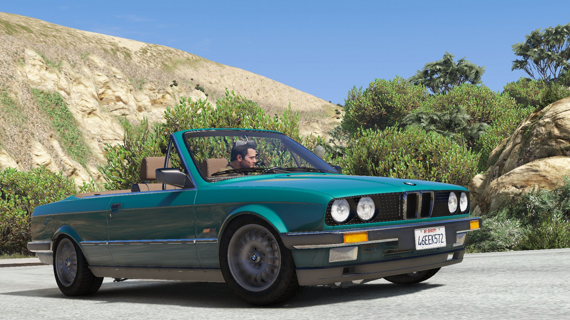 Bmw E30 318i Cabriolet Phase 1 And 2 Pack Add On Tuning Gta5 Mods Com