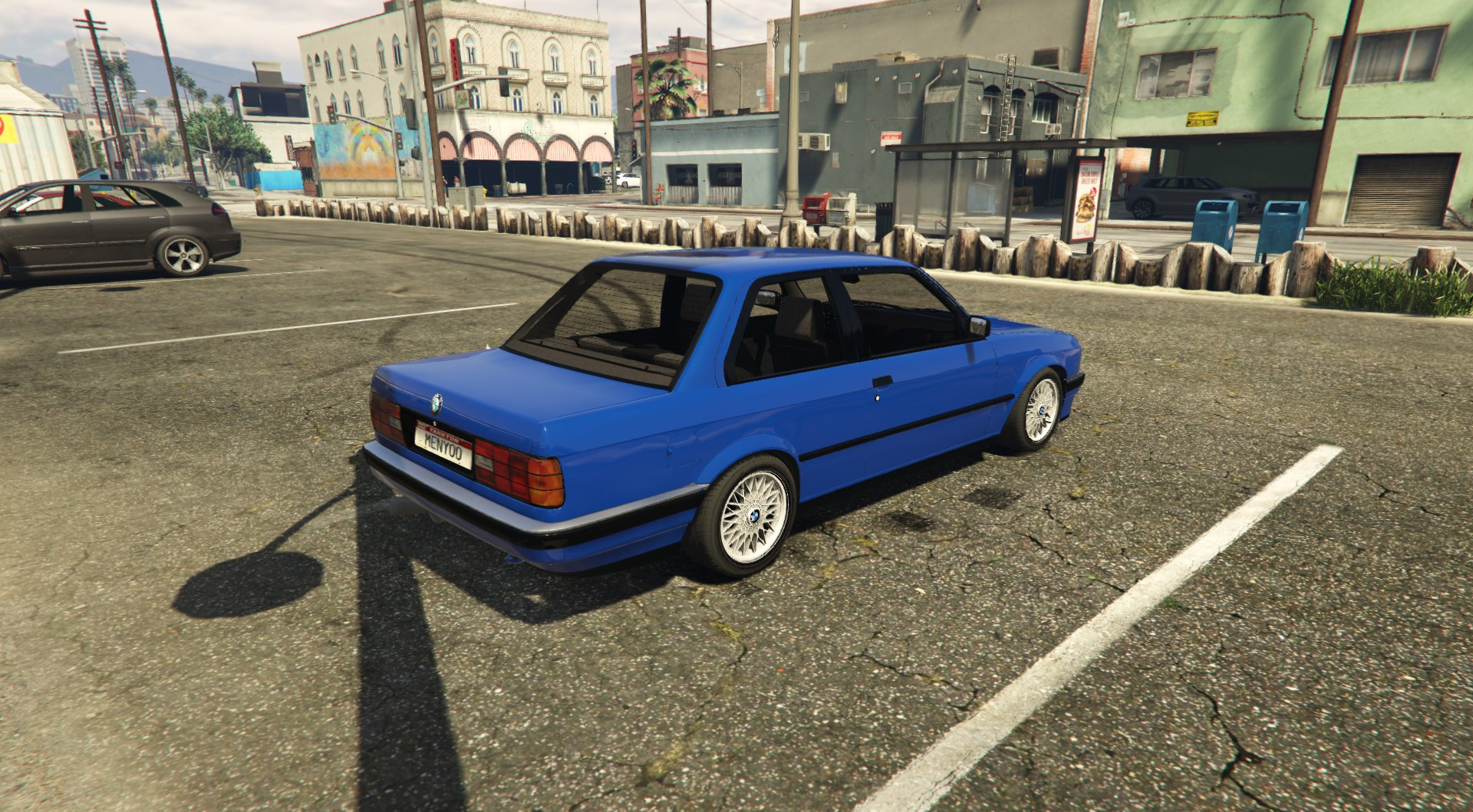 bmw e30 325i add on tuning gta5. Black Bedroom Furniture Sets. Home Design Ideas