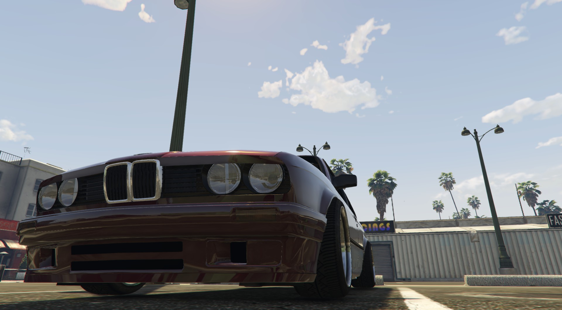 BMW e30 325i [Add-On | Tuning] - GTA5-Mods com