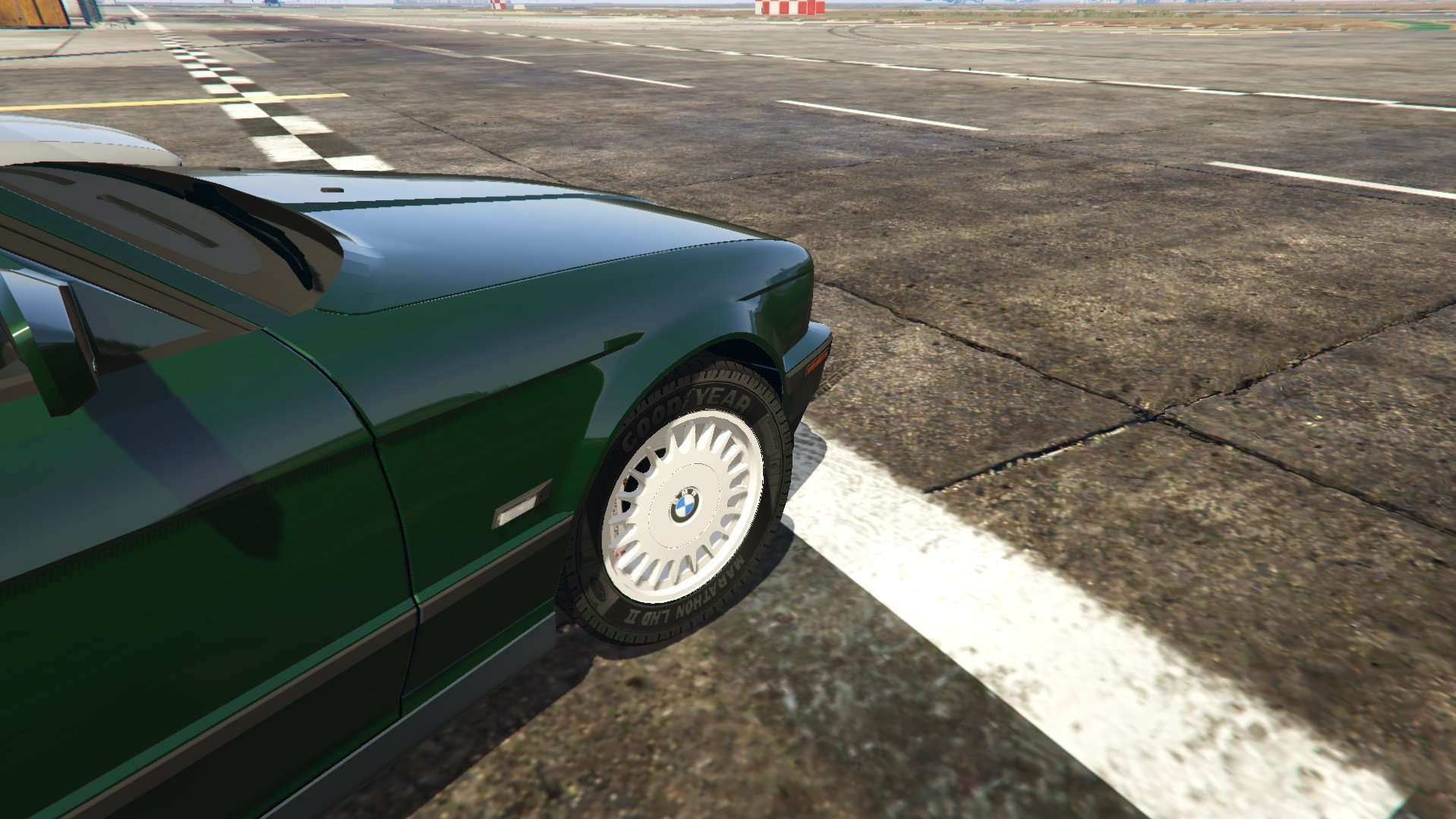 Bmw E34 1991 M5 Bmw M3 E36 Touring Gta5 Mods Com