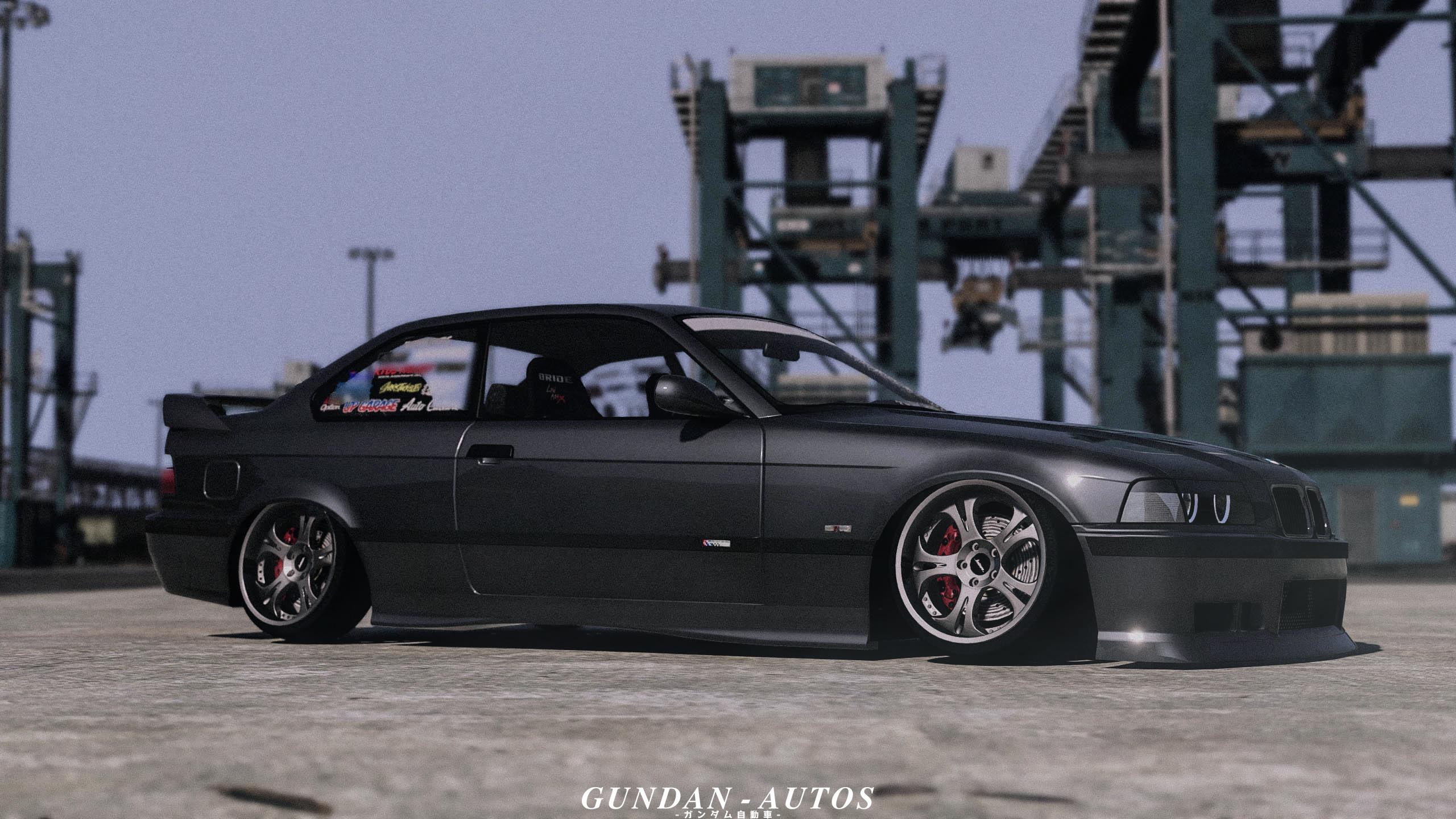 BMW E36 [Replace | Add-On | Extras] - GTA5-Mods com