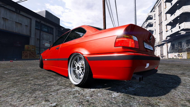 Bmw E36 Add On Gta5 Mods Com