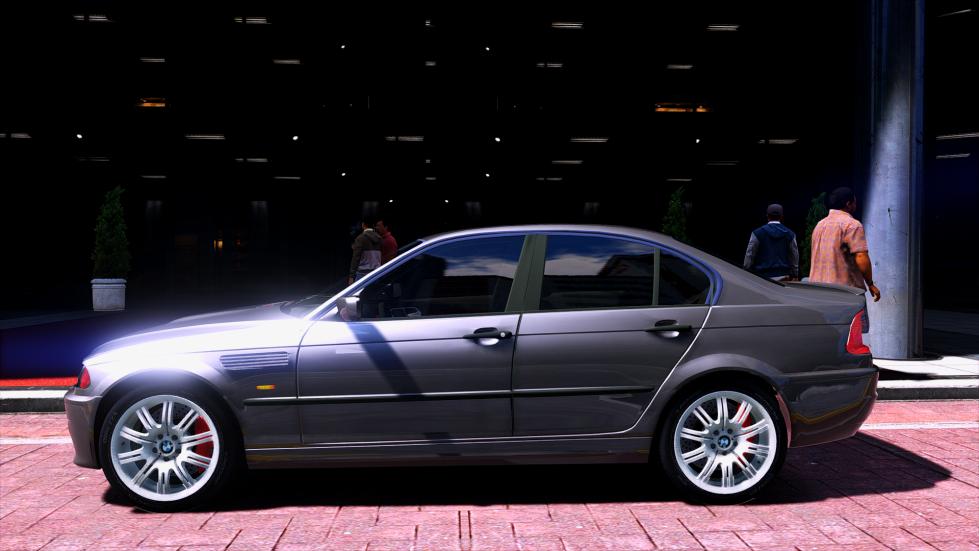 Bmw E46 Sedan Gta5 Mods Com